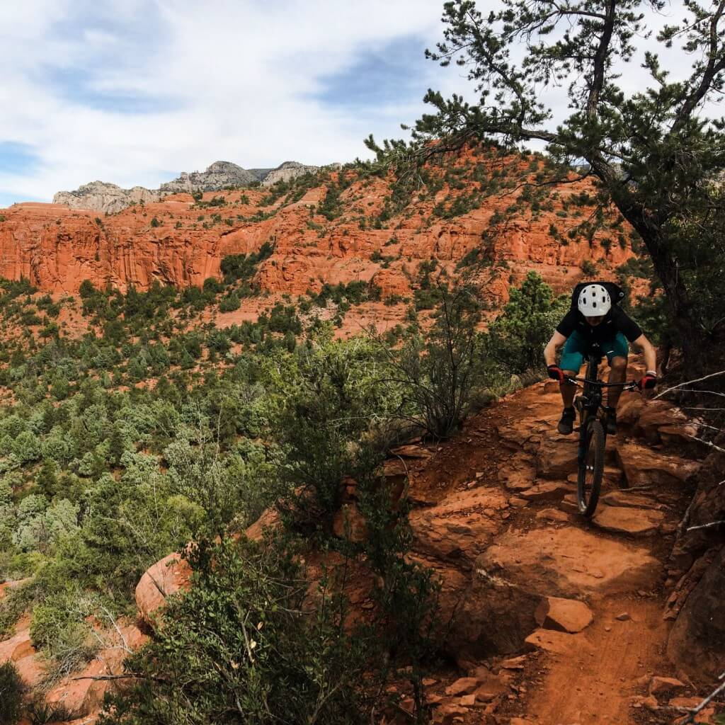 Mountain Bike Sedona, AZ